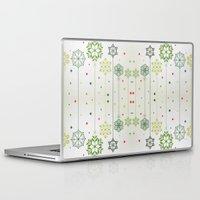 deco Laptop & iPad Skins featuring Holidays Deco by Elena Indolfi