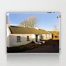 Old Irish Cottage Laptop & iPad Skin