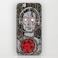 metropolis iPhone & iPod Skins featuring METROPOLIS by Alberto Corradi