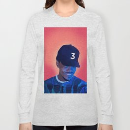 Chance The Rapper Long Sleeve T-shirt