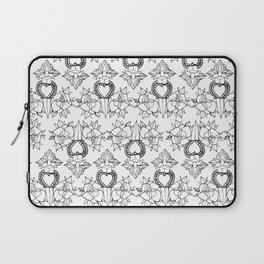 Tattoo design pattern Laptop Sleeve