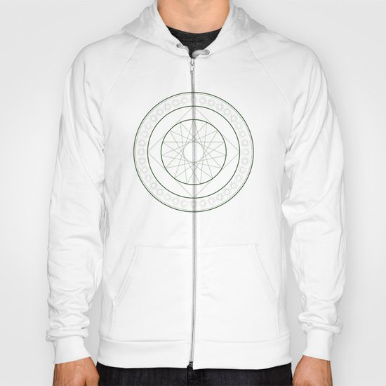 Anime Magic Circle 4 Hoody