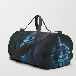 Leviathan BLUE / Keep on trucking Duffle Bag