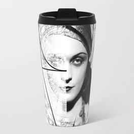 Homuncula: Pola Negri Travel Mug