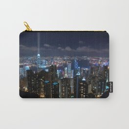 Hong Kong- Victoria Peak Carry-All Pouch