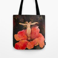renaissance Tote Bags featuring Renaissance by Andrey Esionov