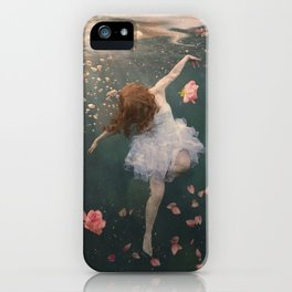 Rosewater iPhone Case