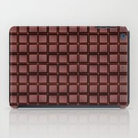 chocolate iPad Cases featuring Chocolate by Orosis