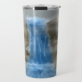 Mists in the Fall Travel Mug
