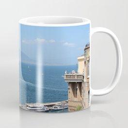 Mount Vesuvius from Sorrento Coffee Mug