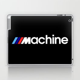 BMW Machine Laptop & iPad Skin