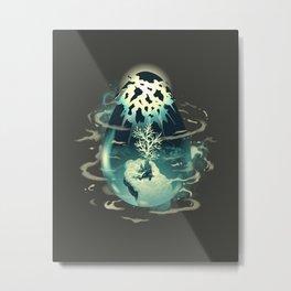 Trigger of Life Metal Print