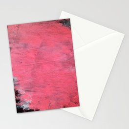 Art Abstract III Stationery Cards