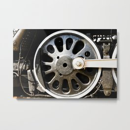 Loco 2 Metal Print
