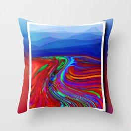 Sguardi Throw Pillow