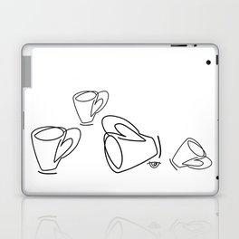 Cuppa Candor [Ivory] Laptop & iPad Skin