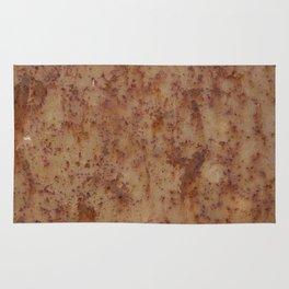rusty metal Rug