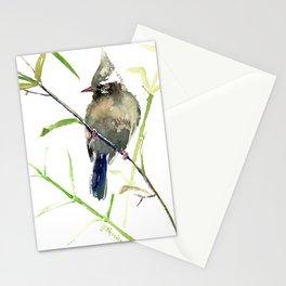 Yuhina Bird Stationery Cards