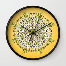 Kaliedoscope Wall Clock