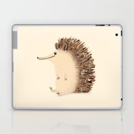 Happy Hedgehog Sketch Laptop & iPad Skin