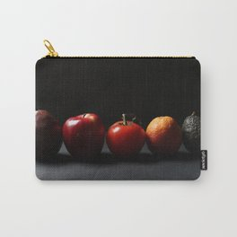 Pear Apple Tomato Orange Avocado Carry-All Pouch
