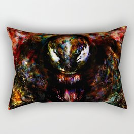 venom Rectangular Pillow