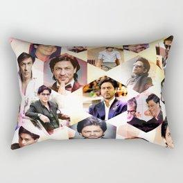 Shahrukh Khan Pillowcase Rectangular Pillow