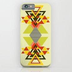 MOUNTAINS THROUGH MOUNTAINS  Slim Case iPhone 6s