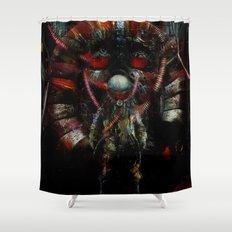 Regeneration Shower Curtain