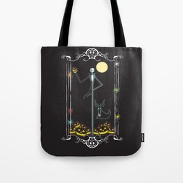 Jack & Zero Tote Bag