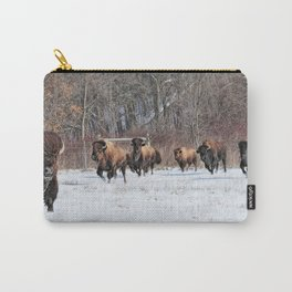 Running Wild Carry-All Pouch