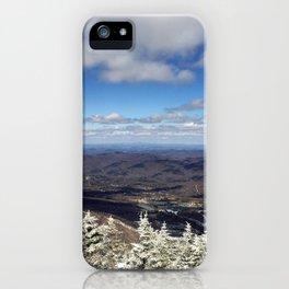 Killington View iPhone Case