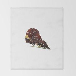 Musk Ox Throw Blanket