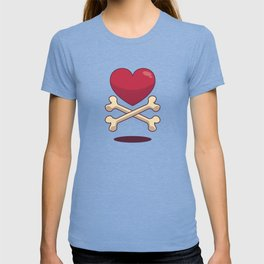 bone up on love T-shirt