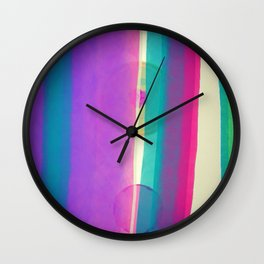 Cortina Wall Clock