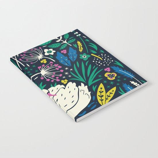 Wild Swan Notebook