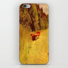 Summer Mowing. iPhone & iPod Skin