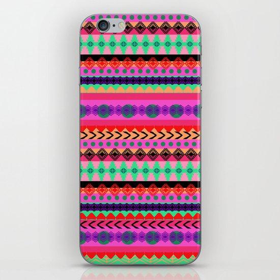 Tribal Stripe iPhone & iPod Skin