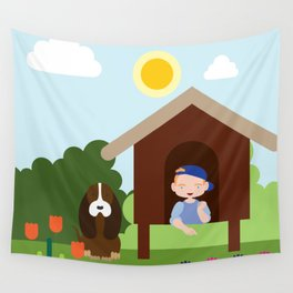 Swap Wall Tapestry