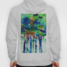 Song Of The Trees 9d by Kathy Morton Stanion Hoody