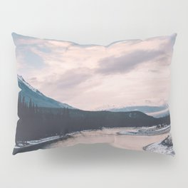 Icefields Parkway, AB III Pillow Sham