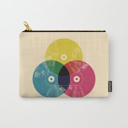Music is the colors of life Carry-All Pouch