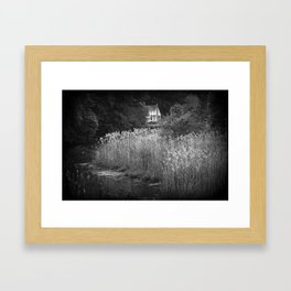 a journey of need Framed Art Print