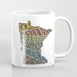 Minnesota Layers Mug Coffee Mug