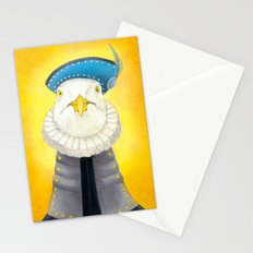Sir Gull Stationery Cards