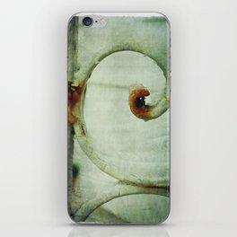 Vigil  iPhone Skin