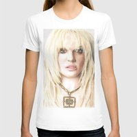 britney T-shirts featuring Britney by LeonieMV