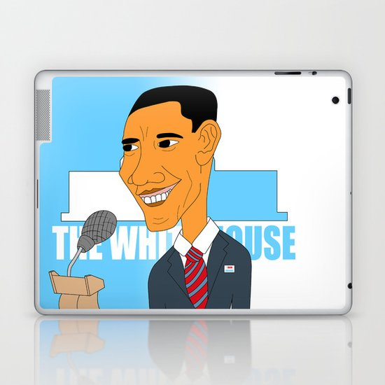 Obama Elections 2012 Laptop & iPad Skin