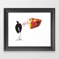 Killer Fruit  Framed Art Print