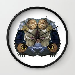 Cornelius 2 Wall Clock